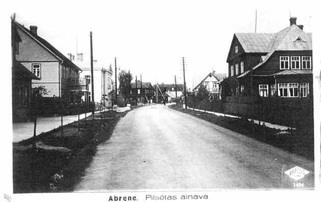 Vēsturiskas bildes un liecības Abrene_pils_1938_630